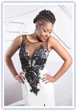 Абитуриентска колекция рокли на дизайнер Нина Тодорова